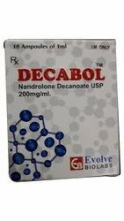 Evolve Biolabs Nandrolone Decanoate Injection USP, 10 Ampoules Of 1ml
