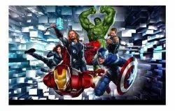 avengers 5d wallpaper