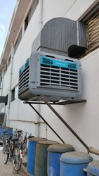 1.1 Kw Semi-automatic Symphony Air Cooling Unit, For Residential Use, Capacity: 40 Leter