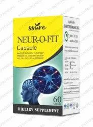 Ssure Neur-O-Fit Capsule for Daily Alertness