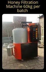 Honey Filtration Machine