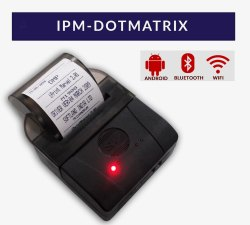 Softland IPM Dotmatrix Printer, Wireless, Model Name/Number: Iprintmarval-dot