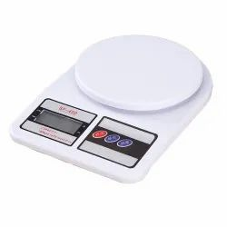 SF400 Electronic Kitchen Digital Weighing Scale, Multipurpose (Color May Vary, 10 Kg)