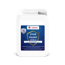 Star Paint Shield - Scratch Resistant Transparent Lamination For All Painted Surface