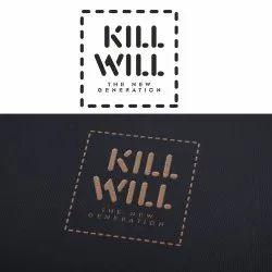2D Kill Will Logo Design