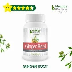 Ginger Root Capsules