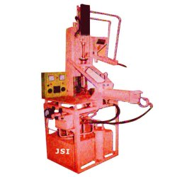 Semi Automatic Vertical Injection Molding Machine