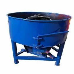 Blade Type Pan Mixer Machine