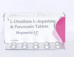 L-Ornithine L-Aspartate & Pancreatin