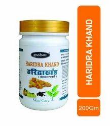 Dwarkesh Haridra Khand Anti Allergic Ayurvedic Skin Cream, Packaging Type: Bottle, Packaging Size: 200Gm