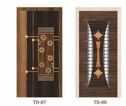 Designer Wooden Main Door