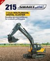 Hyundai R215L-SmartPlus Excavator