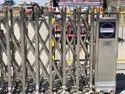 Automatic Retractable Gate