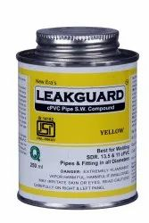 250 ml LeakGuard CPVC Pipe Solvent Welding Compound