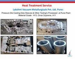 Hot Work Tools Vacuum Heat Treatment Service