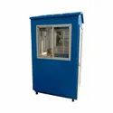 Roto Molded Security Cabin