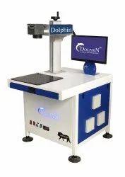 Name Plate Laser Marking Machine