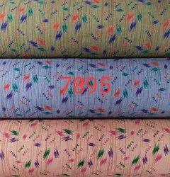 Cotton Printed Fabric, Digital Prints, Multicolour