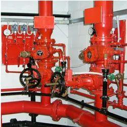 Aluminium Fire Hydrant System AMC Service