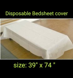 Disposable hospital Bedsheets