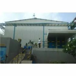 Pre Fabricated Industrial Shed