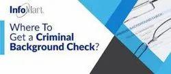 Criminal Records Check Verification Services