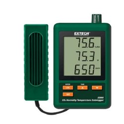 SD800: CO2, Humidity and Temperature Datalogger