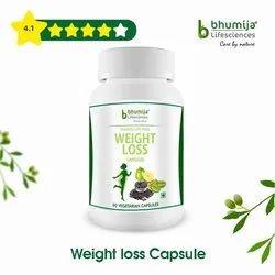Weight Loss Herbal Capsules, Non Prescription