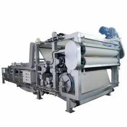 Belt Dewatering Machine