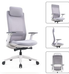 Executive High Back Chair - Miller