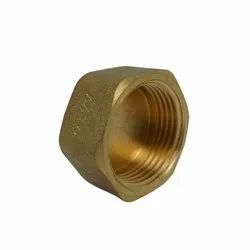 5 mm Brass Cap, For Cable Fitting