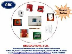 I PRO Plastic Fire Alarm System Dealers, For Domestic, Model Name/Number: IPRO-2
