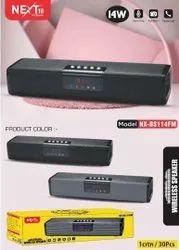 Black Wireless Bluetooth Speaker