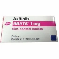 1 Mg Inlyta Film Coated Tablets
