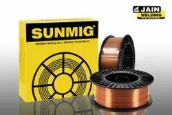 SUNMIG 70S-6 Copper Coated CO2 Wire