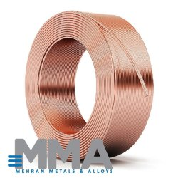 Copper AC Pipe, .6-2 Mm, Round Shape
