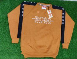Cotton Men Stylish Boy Sweatshirt