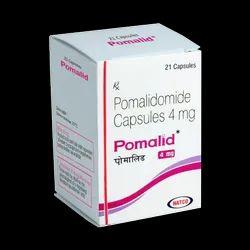 Pomalid Pomalidomide 4 Mg Capsules