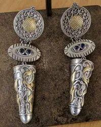 Maeri Arts Long Earrings