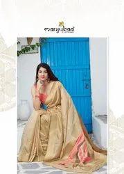 Manjubaa Premium Vol 4 Designer Silk Saree Catalog
