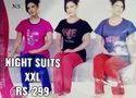 Ladies Night Suits