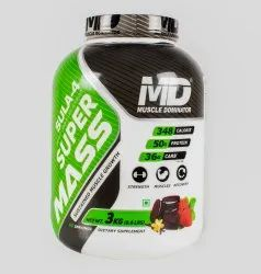 Sustained Muscle Growth Protein Supplement