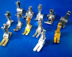 All models machine foot