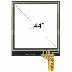 Protouch Glass 1.44 inch 4 Wire Resistive Touch Screen Panel