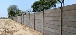 Modular Prefabricated Boundary Wall Service, in Haryana