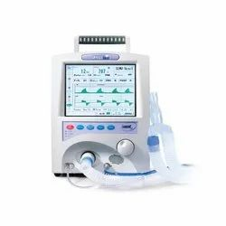 GE Versamed Ivent 201 Ventilator, Respiratory Rate: 1 To 80 Bpm, Tidal Volume: 50 To 2000 Ml