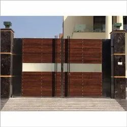 HPL Sheet Entry Gate