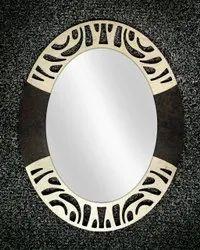 Silver Laminate Mirror