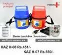 Electra Lunch Box 3 Container