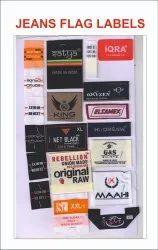 Jeans Flag Label